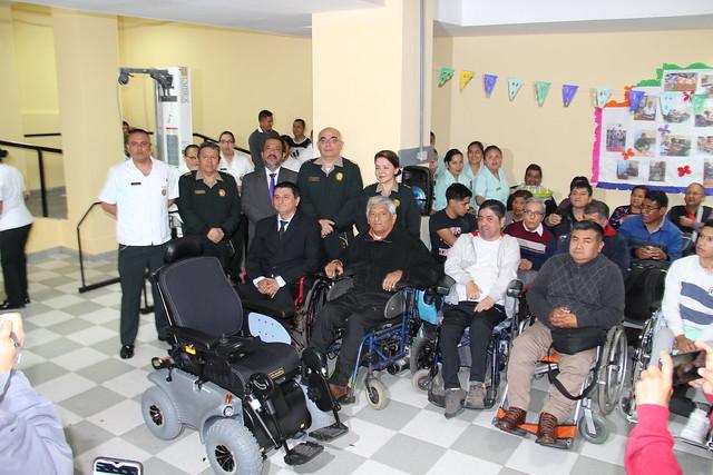 SALUDPOL PRESENTE EN EL DÍA NACIONAL DE LA PERSONA CON DISCAPACIDAD