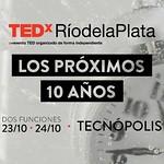 TEDxRíodelaPlata 2019 23/10