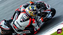 #46 Oxford Racing Ducati - Ducati V4: Tommy Bridewell