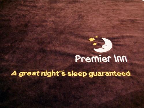 A Great Nigh't Sleep