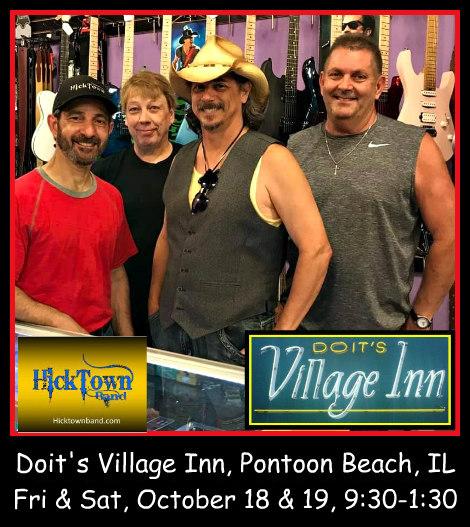 HickTown 10-18, 10-19-19