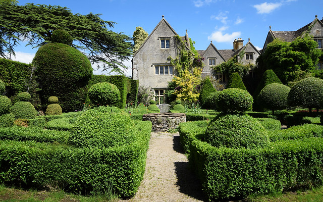 The Abbey House Gardens, Malmesbury - Wiltshire