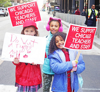 Their Education is Worth Fighting For