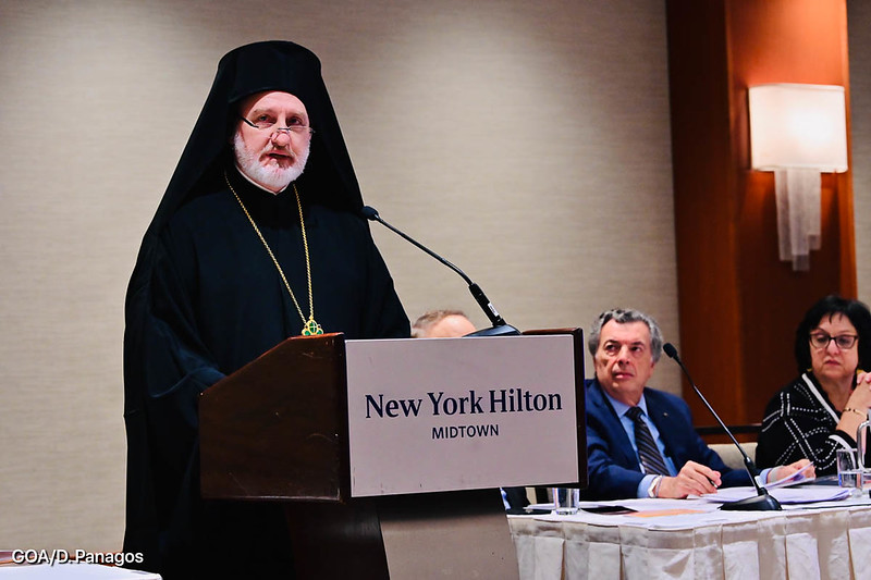 Archdiocesan Council Meeting October 17, 2019