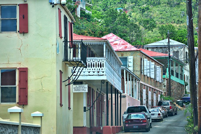 Taking it to the City Streets-Charlotte Amalie #50