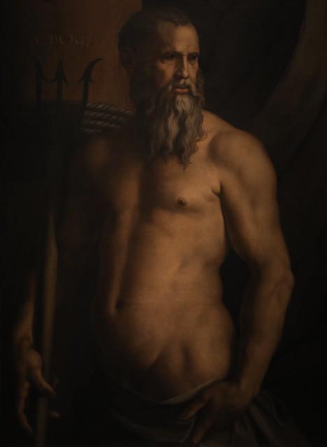 Ritratto di Andrea Doria come Nettuno (1545-46)