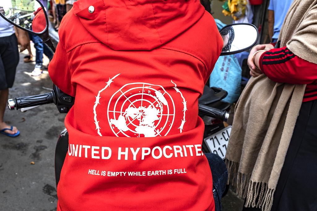 UNITED HYPOCRITES--Vung Tau