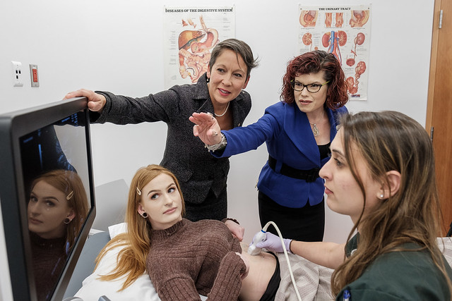 Vancouver Island's first-ever sonography program