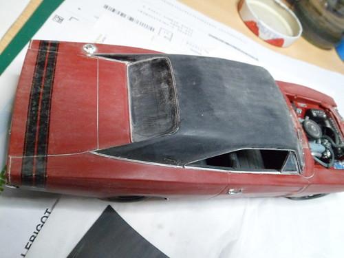 Défi moins de kits en cours : Dodge Charger R/T 68 [Revell 1/25] *** Vignette terminée en pg 10 - Page 9 48915965637_6532505843