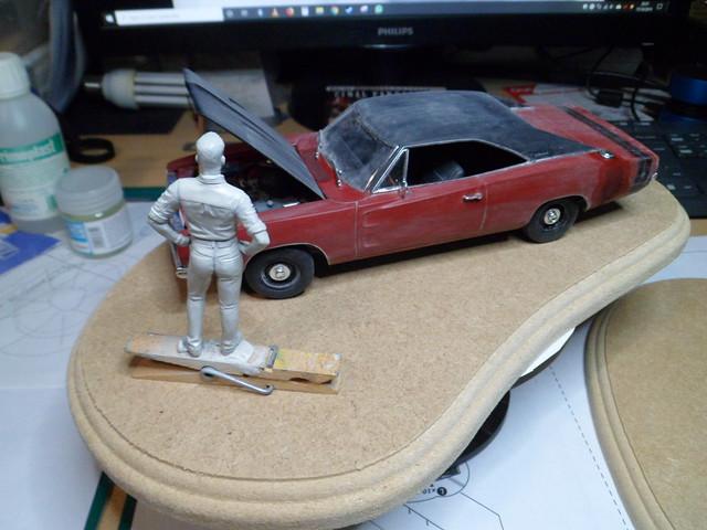 Défi moins de kits en cours : Dodge Charger R/T 68 [Revell 1/25] *** Vignette terminée en pg 10 - Page 9 48915965862_12332aeb08_z