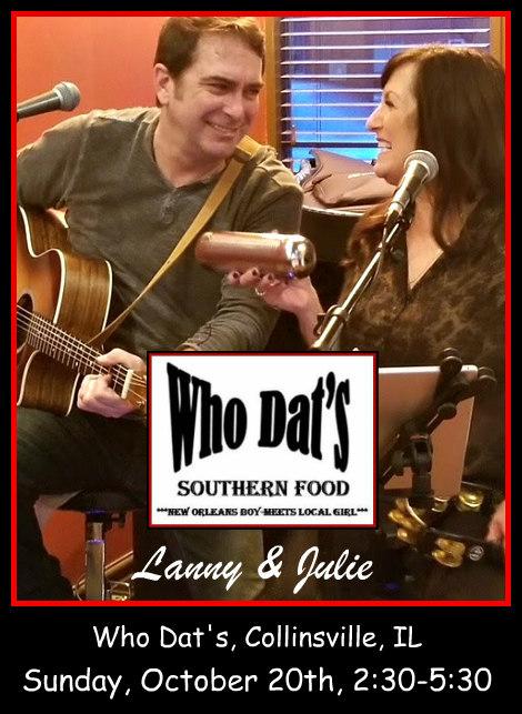 Lanny & Julie 10-20-19