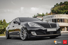 Hyundai Equus - Hybrid Forged Series - HF-3 - © Vossen Wheels 2019 - 39