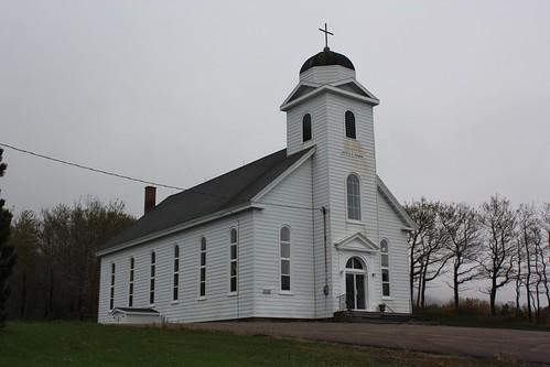 Stella Maris Church- Creignish, Nova Scotia