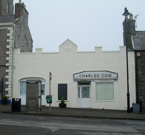 Art Deco Style in Whithorn