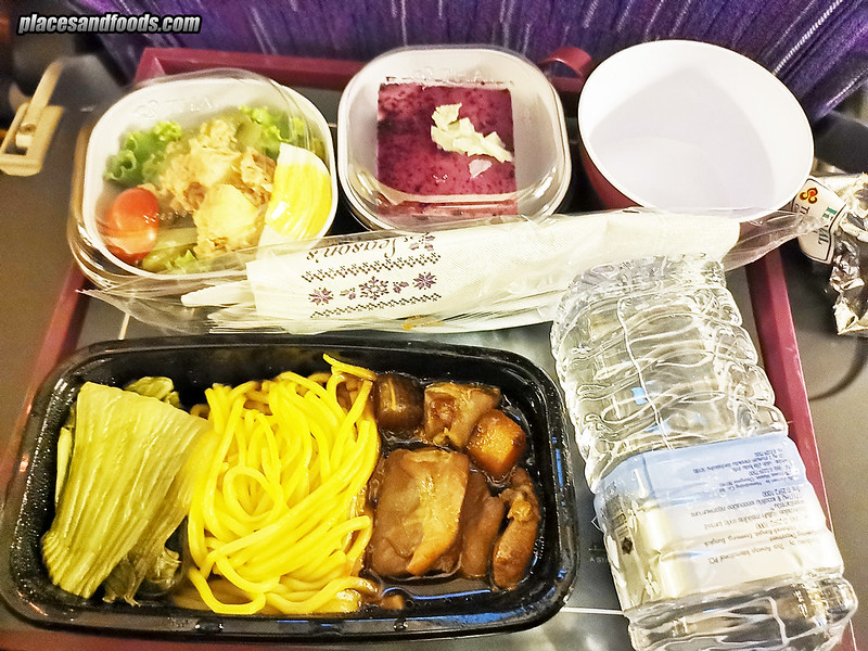 thai airway halal chicken noodle
