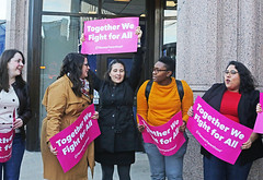 Support From Planned Parenthood