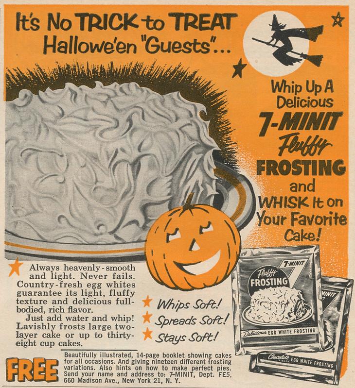 7-Minit 1954 Halloween