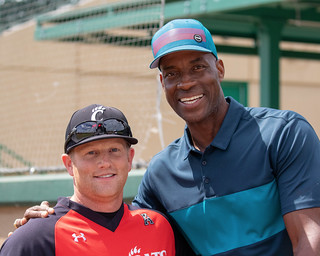 Kyle Sprague & Fred McGriff