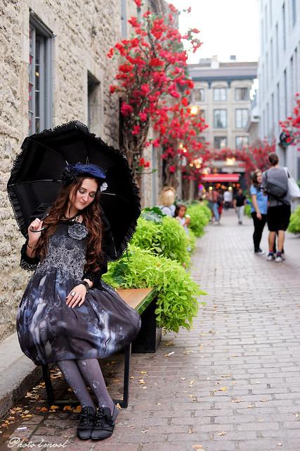 photoshoot vieux-Montréal
