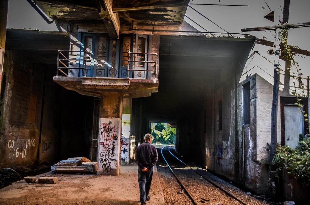Exploring Underground Anderson