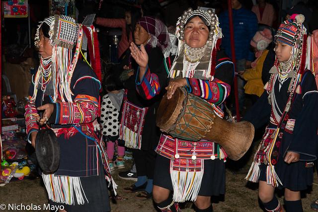 Impromptu Festival Dance