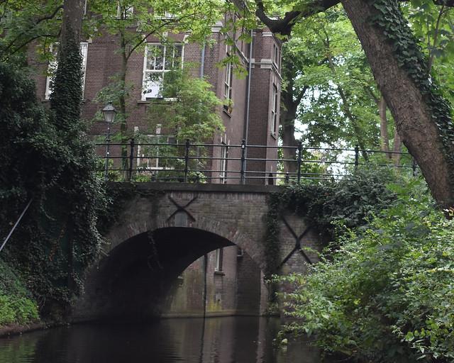 Bridge over Binnendieze