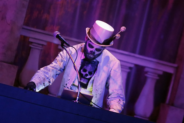 Baron Samedi the DJ