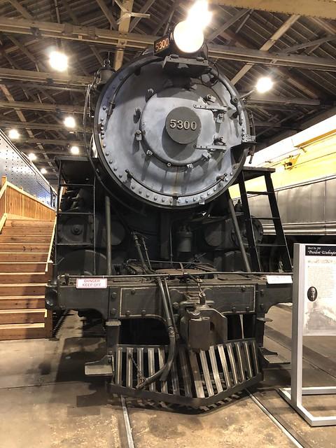 B&O Railroad Museum #5300