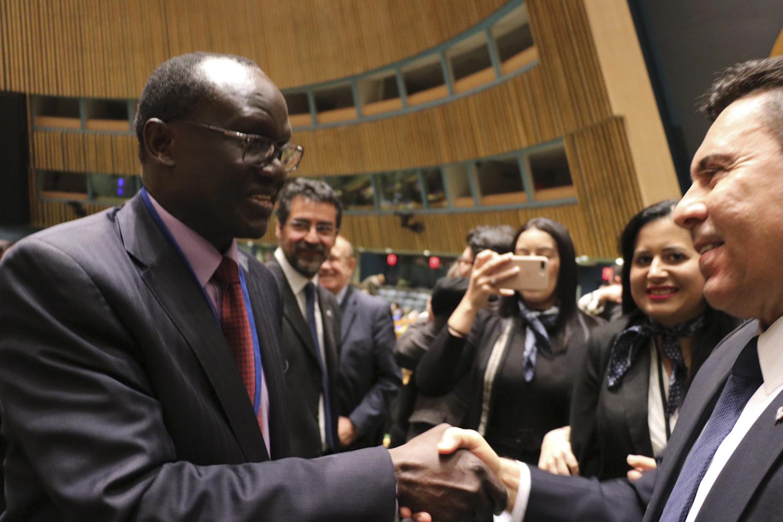 ¡Victoria en la ONU! Con 105 votos a favor Venezuela ingresa como país libre y soberano al Consejo de Derechos Humanos de las Naciones Unidas