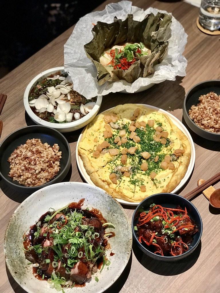 Feast by Chef Woo Wai Leongst Restaurant Ibid