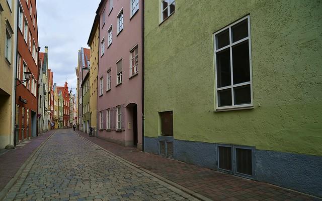 Landshut - Ländgasse