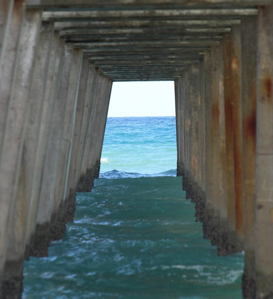 Under the Pier (Explored)
