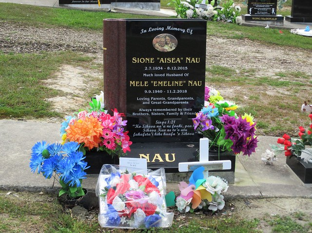 Chapel View Burial Area, Row 22, Plot 16