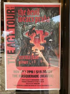 The Devil Wears Prada / Norma Jean Gideon