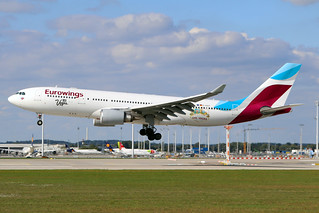 Eurowings / D-AXGF / A 330-203