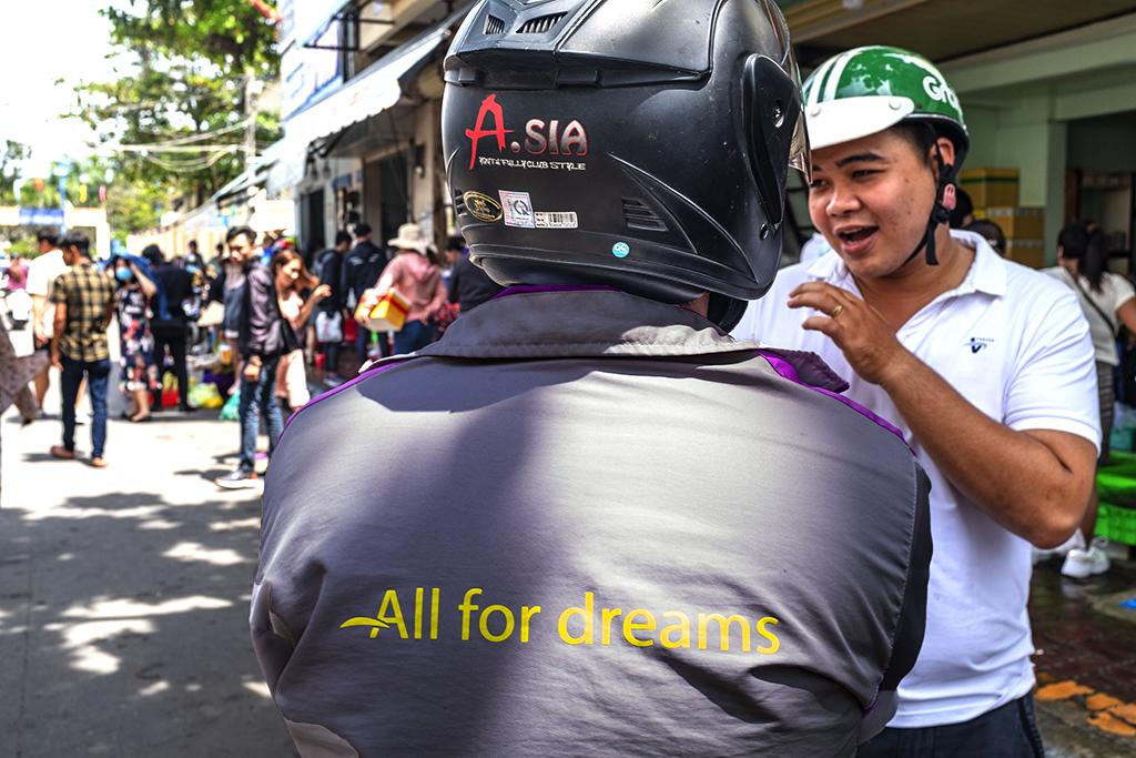 All for dreams--Vung Tau