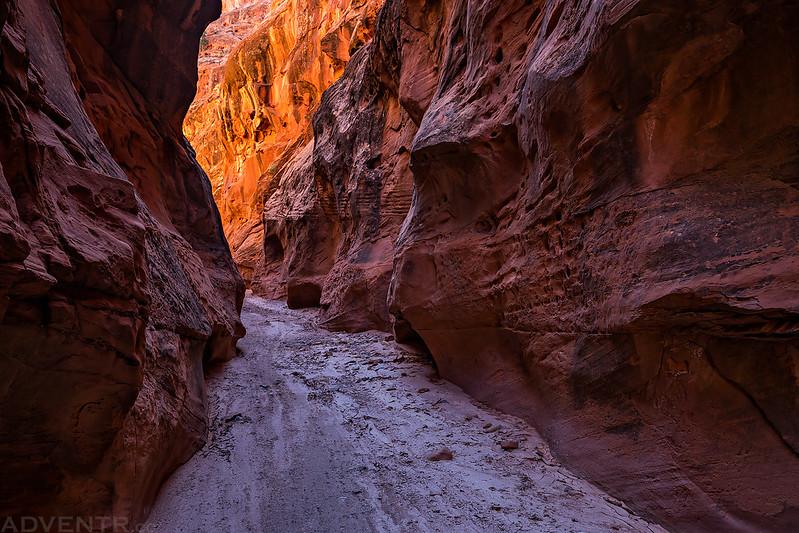 Sandstone Corridor