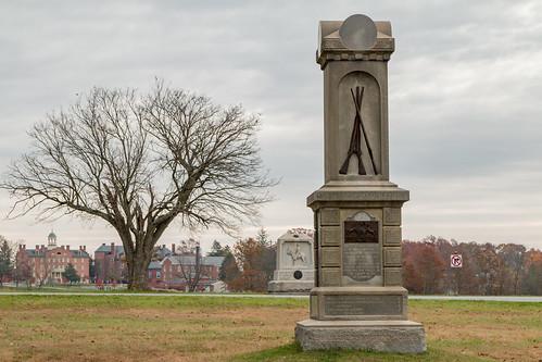 151stpennsylvaniainfantry gettysburg gettysburgbattlefield gettysburgnationalmilitarypark monument pennsylvania unitedstates