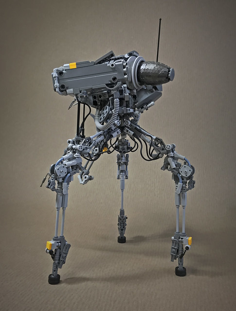 LEGO Tripod mecha-10