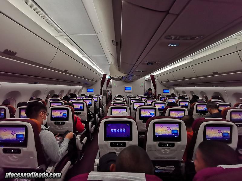 thai airways cabin