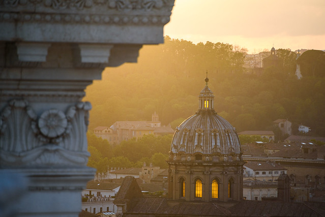Rome - Rione X Campitelli - Campidoglio (Capitol) - Altare della Patria / Il Vittoriano