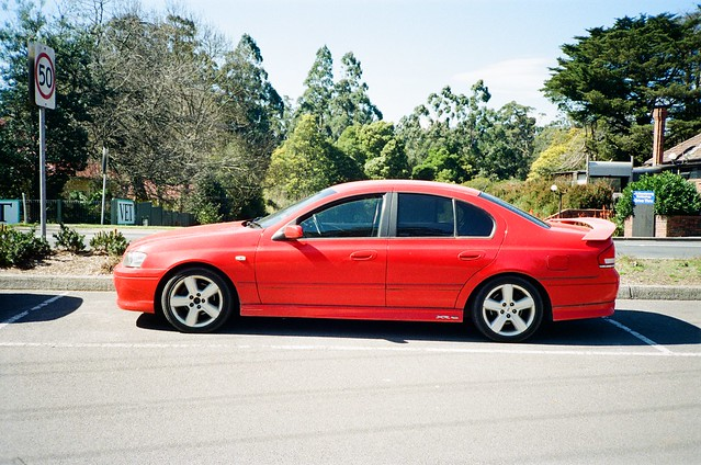 2003 Ford Falcon XR6 (photo 2)
