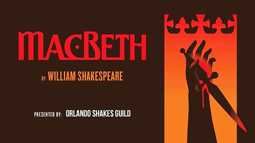 """MACBETH, the Scottish Play"" at the Shakespeare Festival"
