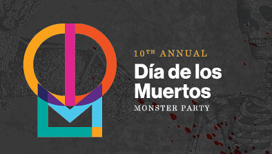 Dia de los Muertos & Monster Party Art Gallery Exhibit