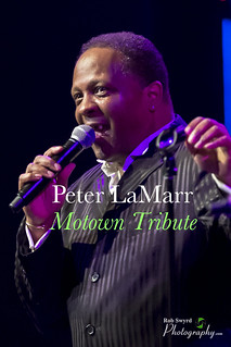 Peter LaMarr Motown Tribute