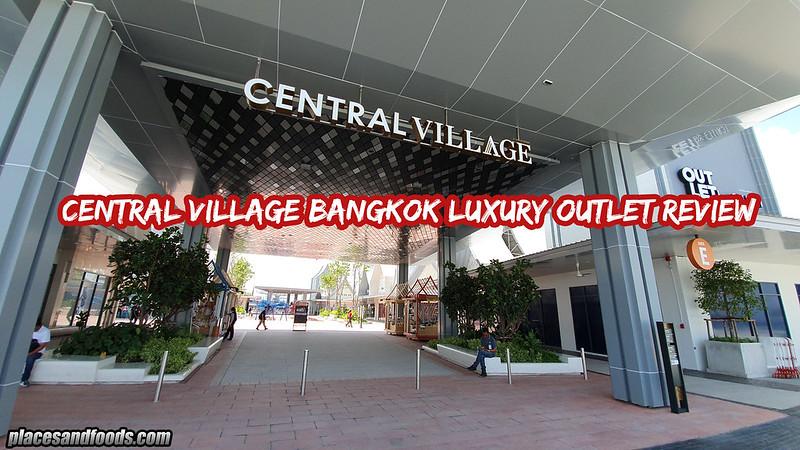 central village logo