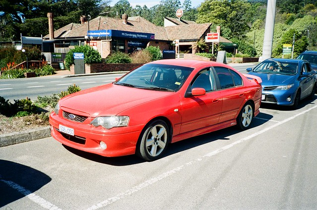 2003 Ford Falcon XR6 (photo 3)
