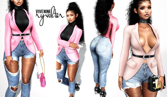 Vive Nine Ryvolter @ Tres Chic & Giveaway!