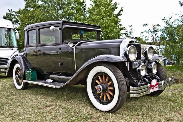 Buick Opera Coupé 1929 (4255)