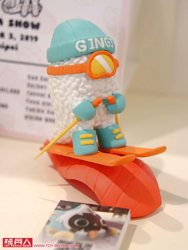 玩具探險隊【Global Figure Showcase:ART SHOW】at 靠邊走藝術空間 Wrong Galllery Taipei